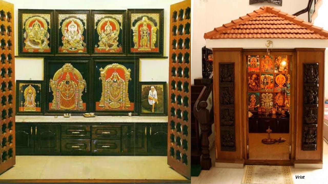 Pooja Room Interior Designers In Chennai Pooja Units Vrist