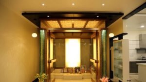 The Pooja Room Design & Decoration