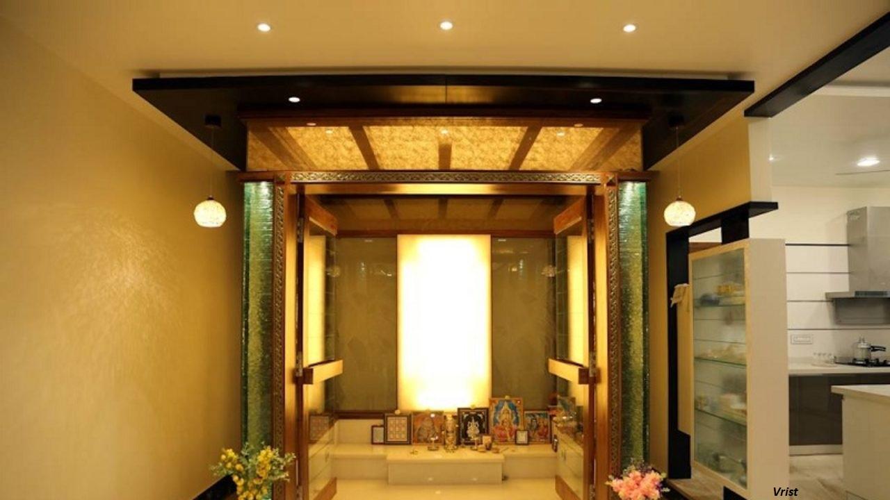 Pooja Room Interior Designers In Chennai | Pooja units | Vrist