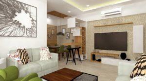 Living Room Interior Designers in chennai